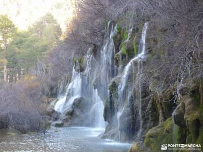 Nacimiento Río Cuervo;Las Majadas;Cuenca;motilla del azuer puerto navacerrada burujon embalse de va